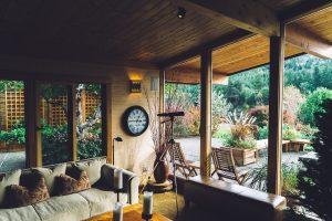kültéri szoba