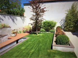 tudatos ültetés a szép kertben